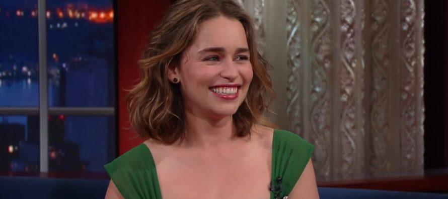 Emilia Clarke verabschiedet sich von Game of Thrones