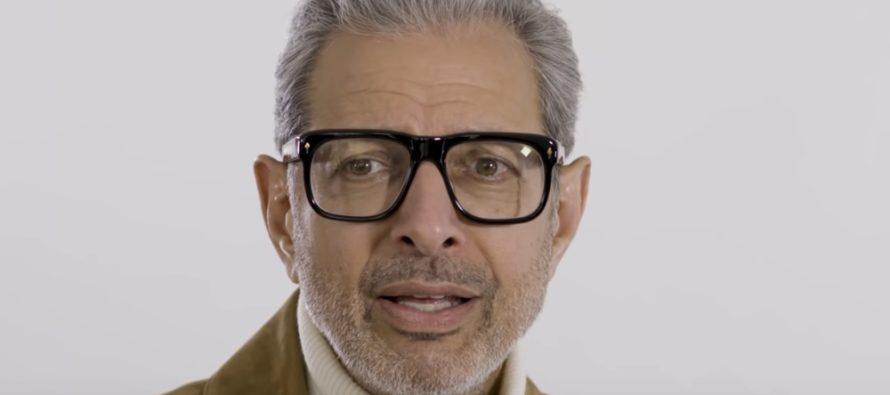 Hollywood-Star Jeff Goldblum: dass die sozialen Medien ein effektives Werkzeug geworden sind, um Filme zu bewerben und neue Zielgruppen zu erreichen