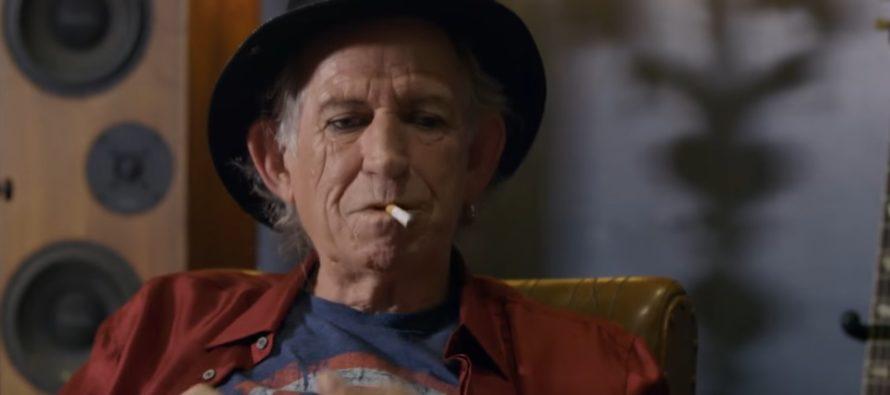 Keith Richards über seine Sucht: Ich habe nicht vor, aus diesem Bus auszusteigen, eher er sein endgültiges Ziel erreicht