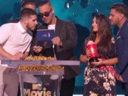 MTV Movie Awards: Black Panther und Stranger Things räumen ab +Eine Auswahl der Gewinner der MTV Movie & TV Awards 2018!