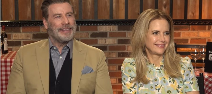 Kelly Preston liebt es, wenn John Travolta mit ihr in ihrem Privatjet einen Ausflug macht