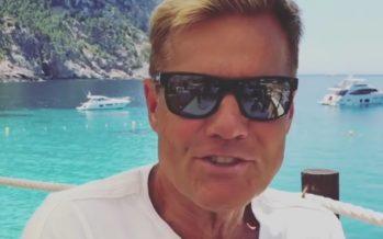 Dieter Bohlen filmt auf Instagram unbeabsichtigt das Liebestattoo seiner Carina