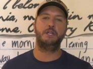 Luke Bryan: Angelrute für Underwoods Sprössling