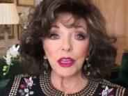 Dame Joan Collins: Sie ist nun auch geimpft